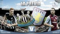 Newcastle United - Aston Villa: miedos a escena