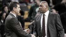 Stevens y Rivers, Entrenadores del Mes en la NBA