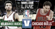 Resultado Milwaukee Bucks vs Chicago Bulls en los Playoffs NBA 2015 (106-113)
