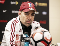 "Rafael Dudamel: ""Me siento muy orgulloso de mis futbolistas"""