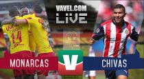 Monarcas vs Chivas EN VIVO ahora (0-0)