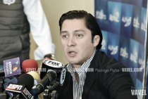 """Carlos López: """"Cristian Campestrini no se va del Puebla"""""""
