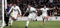 Ramos rescata al Madrid en el Camp Nou