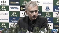 """Mourinho: """"No merecimos empatar con el Everton, jugamos realmente bien"""""""