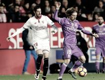 Luka Modric, elegido como el mejor del Sevilla - Real Madrid