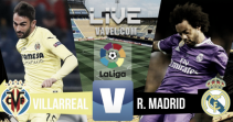 Resumen Villarreal 2-3 Real Madrid en La Liga 2017