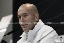 """Zidane: """"Mi equipo respeta a los árbitros"""""""