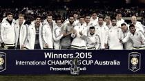 Anunciada parte de la pretemporada del Real Madrid 2017/2018