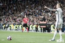 Kroos está a una asistencia de igualar su récord de la primera temporada