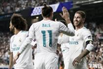 El Real Madrid encadena tres partidos consecutivos sin recibir gol