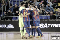 El Barça Lassa se reencuentra con la victoria