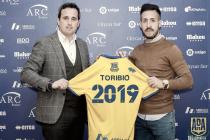 Dani Toribio renueva con la AD Alcorcón hasta 2019