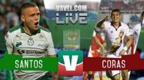 Coras saca su primer triunfo de la Copa MX