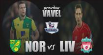 """Norwich vs Liverpool: los """"canaries"""" no quieren caer en descenso"""