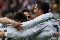 Los guerreros de Zidane doman a los leones