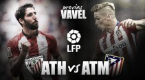 Athletic Club - Atletico Madrid: Visitors hoping to climb to first