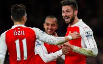 Arsenal continue sur sa lancée !