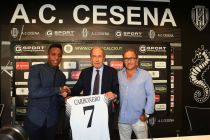 Carlos Carbonero fue cedido al Cesena