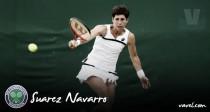 Wimbledon 2016. Carla Suárez-Navarro: nada que perder y mucho que ganar