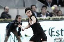 Cómodo debut de Carla Suárez en Roland Garros
