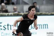 Roland Garros 2015: Carla Suárez-Navarro, en plena forma