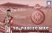 Girona FC 14/15: Carles Mas
