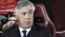 """Ancelotti analisaprimeira derrota no comando do Bayern e ressalta: """"Não jogo para perder"""""""