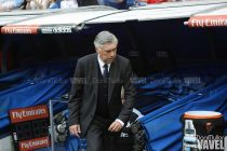 """Ancelotti: """"En mi cabeza el futuro está claro: o sigo aquí, o me paro un año"""""""