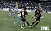 El Málaga sigue sin encontrar su juego