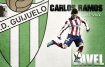 Carlos Ramos, juventud para la medular guijuelense
