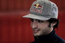 """Carlos Sainz: """"Estoy disgustado porque el coche tenía ritmo"""""""