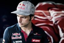 """Carlos Sainz: """"Estábamos al nivel de Ferrari, pero cometí un error en la curva 14"""""""