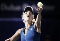 Wozniacki pone punto y final al sueño de Bellis