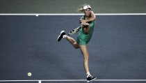 Radwanska y Wozniacki cumplen; Osaka sigue impresionando