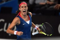 Fed Cup: France vs Italy Day One Recap