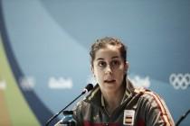 """Carolina Marín: """"Estoy en mi mejor estado de forma y solo firmo el oro"""""""