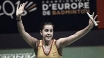 Carolina Marín sigue haciendo historia