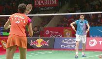 Carolina Marín, victoria con susto en el Mundial de Yakarta