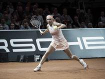 Wozniacki, primera finalista en Stuttgart