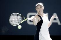 Wozniacki vuelve a soñar