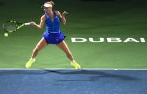 WTA Dubai, il programma di martedì