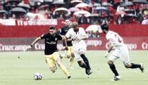 La lluvia del Pizjuán y N'Zonzi acaban con el liderato del Atlético