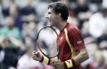 Confirmado el cuarteto español para los cuartos de final de la Davis