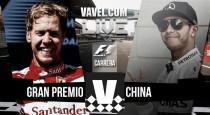 Paseo triunfal de Nico Rosberg en Shanghái