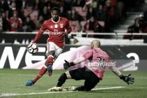 Carrillo : A melhor exibição do peruano pelo Benfica