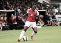 Arsenal Ladies' Danielle Carter left frustrated after Birmingham draw