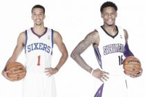 Ben McLemore y Michael Carter-Williams, 'rookies' del mes