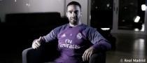 """Carvajal: """"Soy un afortunado, yo soñaba con jugar en el Real Madrid"""""""