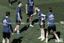 Los internacionales del Real Madrid se van incorporando a los entrenamientos