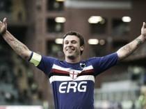 Cassano plans to stay in Sampdoria, even if club offer to terminate his contract